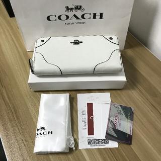 COACH - コーチ 新品 長財布52645