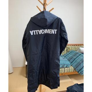アタッチメント(ATTACHIMENT)のアタッチメント 限定のナイロンコート(ナイロンジャケット)