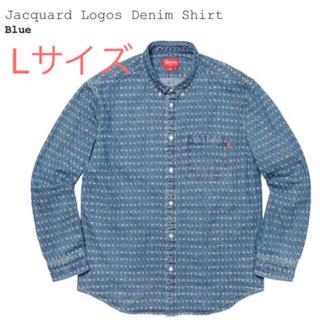 Supreme - 新品未使用 シュプリーム デニムシャツ L ブルー