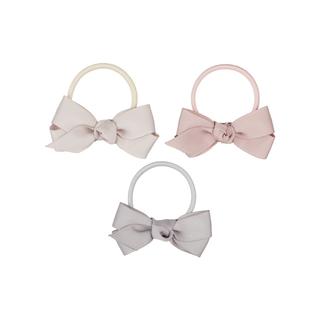 Bonpoint - ♡ MIMI&LULA♡リボンヘアゴム 3pセット