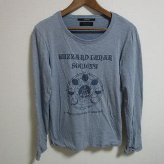 ウィザード(Wizzard)のSTUDIOUS×ウィザード コラボ 後染めカットソー☆日本製(Tシャツ/カットソー(七分/長袖))