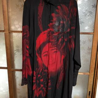 Yohji Yamamoto - ヨウジヤマモトプールオム19ss BLACK SCANDAL LOOK22