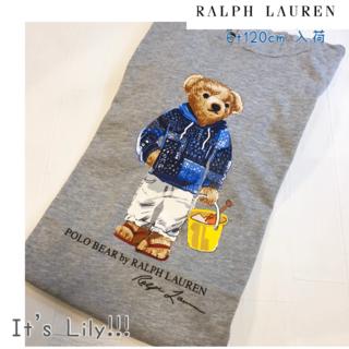 Ralph Lauren - 春夏新作 ビーチベアプリント 6t120cm ラルフローレン 新作