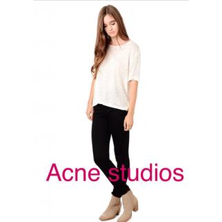 アクネ(ACNE)のAcne Studios 半袖カットソー(Tシャツ(半袖/袖なし))