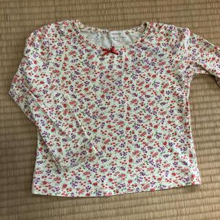 ハッシュアッシュ(HusHush)のhushush 長袖Tシャツ 100(Tシャツ/カットソー)