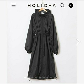 holiday - HOLIDAY PACKABLE WIND COAT