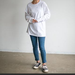 アンティローザ(Auntie Rosa)のアンティローザホリデー チャンピオン  長袖Tシャツ(Tシャツ(長袖/七分))