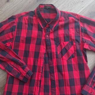 ブラウニー(BROWNY)のチェックシャツ ネルシャツ(シャツ)