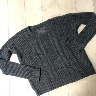 オープニングセレモニー ウールセーター