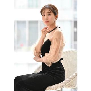 Ameri VINTAGE - 田中みな実さん着用 アメリヴィンテージ  ドレス 完売商品
