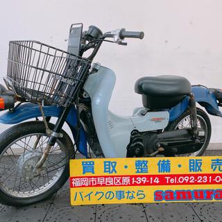 スズキ - SUZUKI バーディー 4サイクル 始動確認済み 激安 格安 原付き 陸送可能