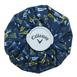 キャロウェイ(Callaway)の未使用 キャロウェイ フラッグプリント 氷嚢 アイスバッグ(その他)