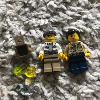 レゴ(Lego)のLEGO ポリス 泥棒 セット(その他)