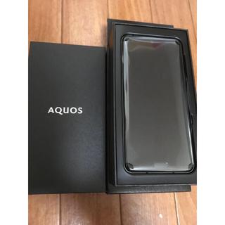 AQUOS - AQUOS R3 プレミアムブラック Softbank ◆新品未使用品◆
