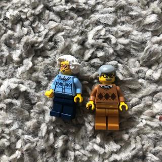 レゴ(Lego)のLEGO 老夫婦セット(キャラクターグッズ)