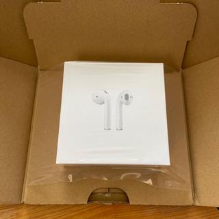 Apple - 【新品未開封】Apple AirPods (第二世代) MV7N2J/A 純正品