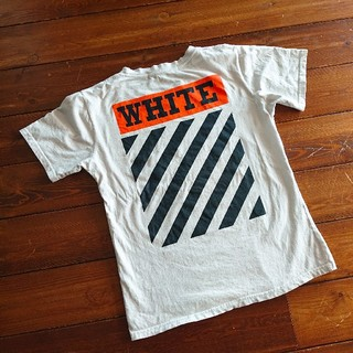 オフホワイト(OFF-WHITE)のoff-white オフホワイト Tシャツ Supreme NIKE(Tシャツ/カットソー(半袖/袖なし))