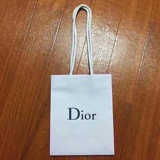 Dior - 送料込み☆ディオールのショップ袋♡紙袋♡ギフトバッグ☆新品未使用