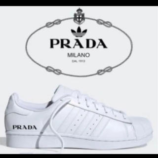 PRADA - PRADA✖️アディダス スーパースター