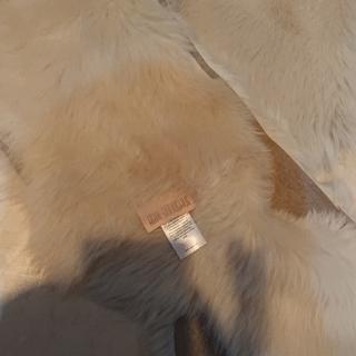 ドゥロワー(Drawer)のカールドノヒュー ジレ(毛皮/ファーコート)
