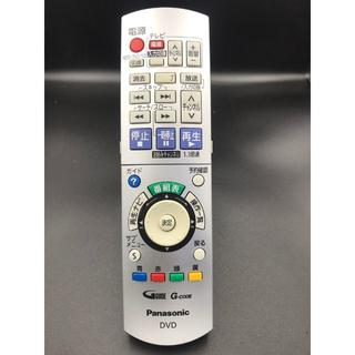 Panasonic - 『EUR7658YE0』パナソニック DVDレコーダー リモコン