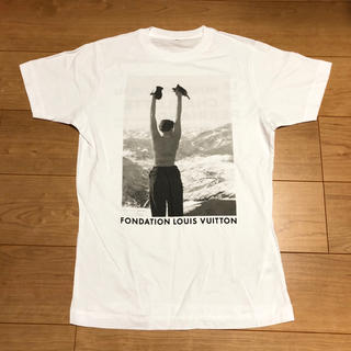 LOUIS VUITTON - パリ限定 フォンダシオン ルイヴィトン Tシャツ XS ルイヴィトン美術館