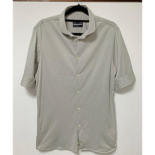 エンポリオアルマーニ(Emporio Armani)のEMPORIO ARMANI エンポリオアルマーニ 半袖ブラウス(Tシャツ/カットソー(半袖/袖なし))