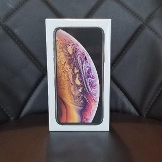 iPhone - iPhoneXS 512GB ゴールド