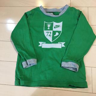 ナイキ(NIKE)のナイキ長袖Tシャツ 100(Tシャツ/カットソー)