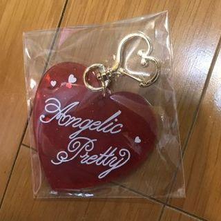 アンジェリックプリティー(Angelic Pretty)のAngelic Pretty バレンタイン ノベルティ 新品未開封(キーホルダー)