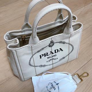 PRADA - PRADA カナパトート
