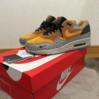 NIKE - NIKE AIR MAX 1 PREMIUM QS SAFARI