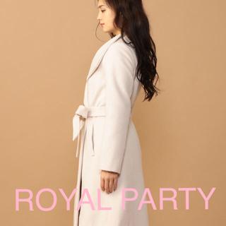 ROYAL PARTY - ロイヤルパーティー ガウンコート 4way