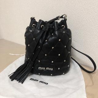 miumiu - miumiu♡バケット バッグ バケツ 巾着