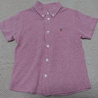 Ralph Lauren - ☆ラルフローレン☆ボタンダウンシャツ☆120センチ