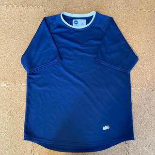 ballaholic cool tシャツ Lサイズ  ブルー