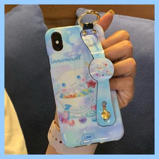 iPhone - iPhone ケース カバー シナモン