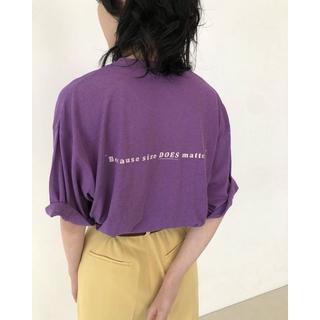 TODAYFUL - TODAYFUL Back Print T-Shirts