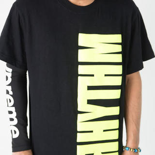 RHYTHM Tシャツ(Tシャツ/カットソー(半袖/袖なし))