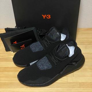 ワイスリー(Y-3)のY-3 adidas saikou ブラック スニーカー 11.5 29.5cm(スニーカー)