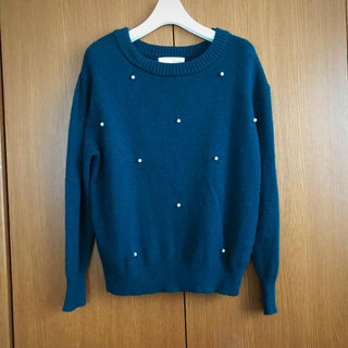 ピンクアドべ(PINK ADOBE)のセーター(ニット/セーター)