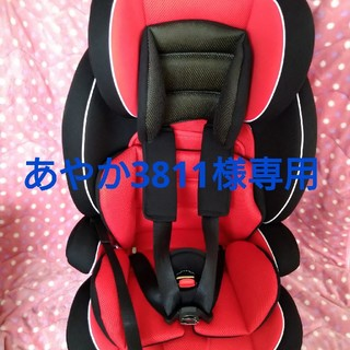 HB Booster  Rouge  3点式シートベルト専用