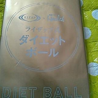 ライザップ式ダイエットボール(エクササイズ用品)