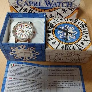 カプリウォッチ(CAPRI WATCH)の《電池交換済み・電池保証3年付き》カプリウォッチ (腕時計)