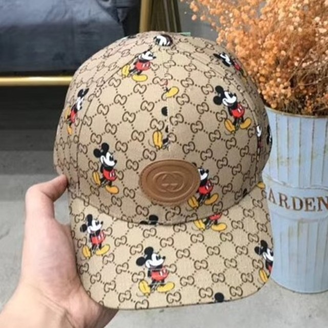 Gucci - ディズニー × GUCCI キャップの通販