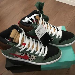 "27.5CM NIKE SB DUNK HIGH ""DOG WALKER"