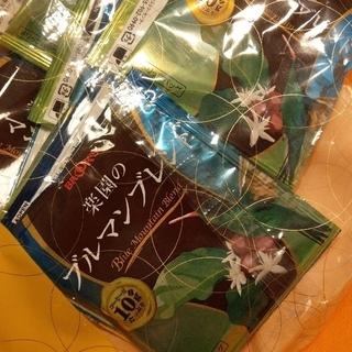 ブルックス(Brooks)のBROOKS 楽園のブルマンブレンド 15袋(コーヒー)
