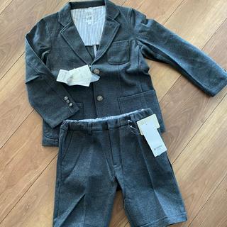 ビームス(BEAMS)の新品 BEAMS キッズ フォーマル スーツ 入学式 七五三 ビームス(ドレス/フォーマル)