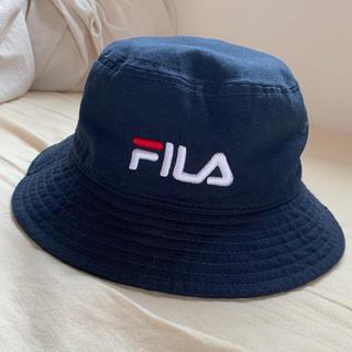 フィラ(FILA)のFILAバケットハット(ハット)