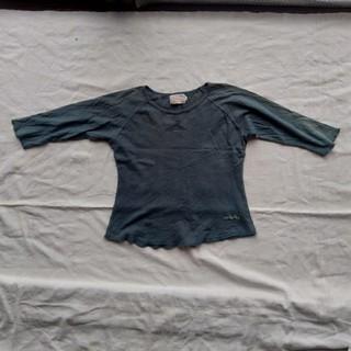 ゴーヘンプ(GO HEMP)のヘンプカットソー A HOPE HEMP(Tシャツ(長袖/七分))